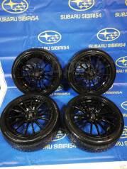 """Комплект колёс Weds Sport и резина Pirelli R17. 7.5x17"""" 5x100.00 ET45"""