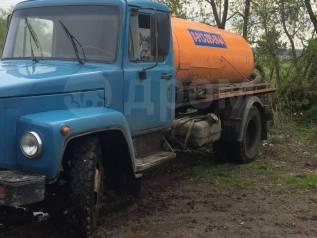ГАЗ 3307. Продается ассенизатор ГАЗ-3307