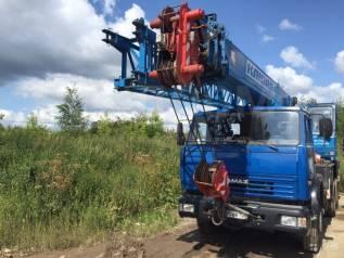 Автокран Маз 25 тонн