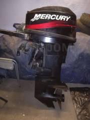 Mercury. 25,00л.с., 2-тактный, бензиновый, нога S (381 мм), 1995 год год