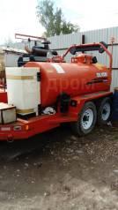Tota. Установка для ямочного ремонта методом нагнетания и распыления ремонтн