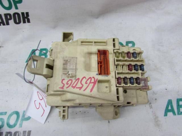 Блок предохранителей Toyota Hilux Surf 3 (N180) 1995-2002г