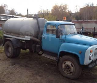 ГАЗ 53-12. Продаётся ассенизатор на базе ГАЗ 53