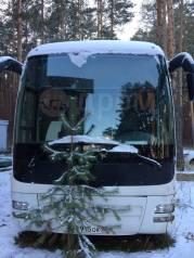 MAN Lion Coach. Автобус междугородний MAN Lion's Coach R07, 10 000куб. см., 52 места