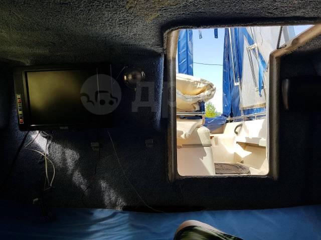 Yamaha FR-17. 1995 год год, длина 5,00м., двигатель подвесной, 70,00л.с., бензин