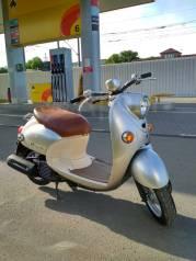 Yamaha Vino 50. 49куб. см., исправен, без птс, без пробега