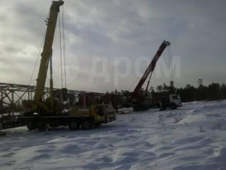 Услуги автокранов г/п от 16 до 60 тн