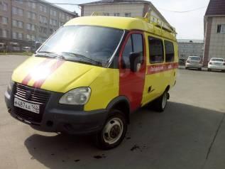 ГАЗ ГАЗель. Продам Газель ( цельнометаллический фургон), 2 890куб. см., 1 000кг.
