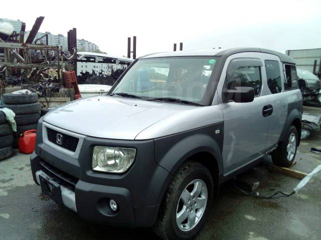 Honda Element. YH2