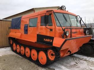 ГАЗ 34039. Продаю гусеничный снегоболотоход, 4 750куб. см., 1 000кг., 7 400,00кг.