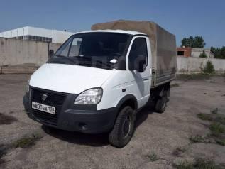 ГАЗ 23107. Продается Соболь бортовой 4х4, 2 890куб. см., 1 000кг.