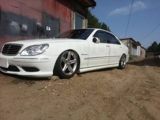 Mercedes-Benz S-Class. W220, M137 970