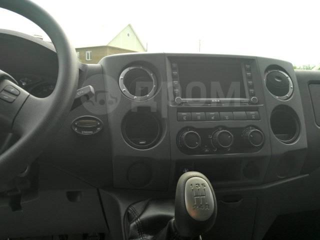 ГАЗ ГАЗель Next. Газель Некст 4,6, 2 800куб. см., 2 000кг., 4x2
