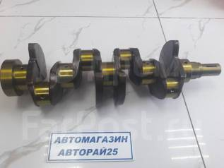 Коленвал. Mitsubishi: Strada, L200, L300, Pajero, Triton, Nativa, Montero Sport, Pajero Sport Двигатель 4D56