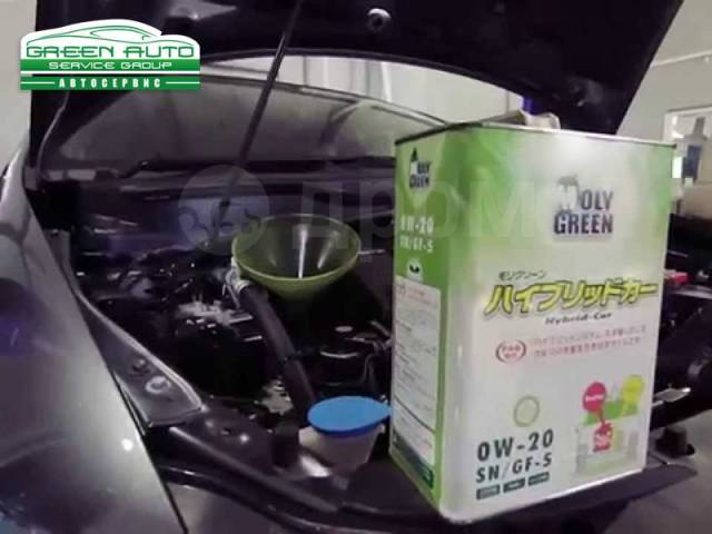 Замена масла в двигатели, АКПП, МКПП, вариаторе и прочих тех жидкостей