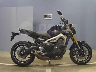 Yamaha MT-09. 850куб. см., исправен, птс, без пробега