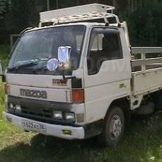 Mazda Titan. Продам грузовик mazda titan, 2 000куб. см., 2 000кг.