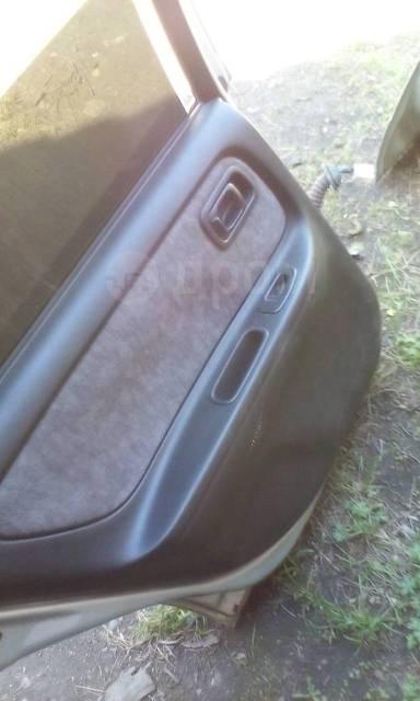 Дверь боковая. Nissan Bluebird, EU14, QU14, ENU14 Двигатели: SR18DE, QG18DE, QG18DD