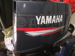 Yamaha. 30,00л.с., 2-тактный, бензиновый, нога L (508 мм), 2002 год год