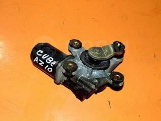 Мотор стеклоочистителя. Nissan Cube, ANZ10, AZ10, Z10 Двигатели: CG13DE, CGA3DE
