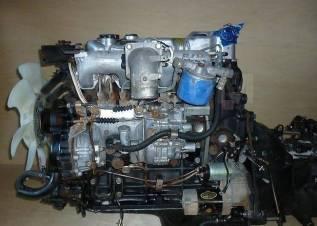 Двигатель в сборе. Hyundai Chorus Двигатель D4AF