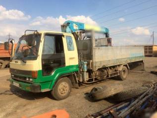 Isuzu Forward. Кран-манипулятор Isuzu forward