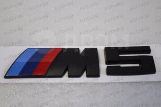 Эмблема. BMW M5, E60, E61, F10, G30 BMW 5-Series, E61, G30, E60, F10, F11 Двигатели: M57D25TU, B57D30, M57D30TOPTU, M47D20, N55B30, N54B25OL, N54B25...