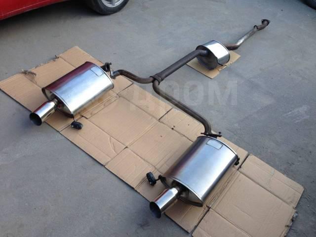 Выхлопная труба. Honda Accord, CL7, CL9, CM5, CM2, CM3 Двигатели: K24A, K24A8, K24A3, K24A4