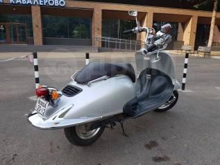 Honda Joker 50. 49куб. см., исправен, без птс, с пробегом