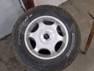 """Комплект колёс. 7.0x16"""" 4x114.30, 5x114.30 ET40"""