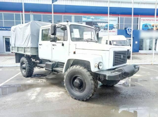 ГАЗ 3325 Егерь-2. Егерь, 4 400куб. см., 4x4