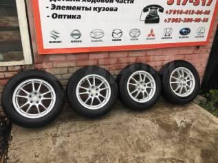 """Литые диски R15. 6.0x15"""", 5x100.00"""