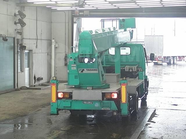 Isuzu NRR. Isuzu Forward Juston автовышка 26м, 8 220куб. см., 26,00м. Под заказ