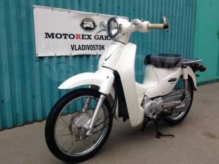 Honda Super Cub. 110куб. см., исправен, птс, без пробега