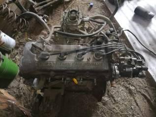 Двигатель в сборе. Nissan: Wingroad, Sunny California, Presea, NX-Coupe, AD, Pulsar, Sunny Двигатель GA15DS