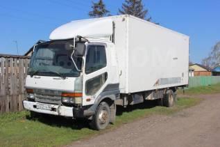 Mitsubishi Fuso. Продам грузовик-рефрижератор, 8 201куб. см., 5 000кг.