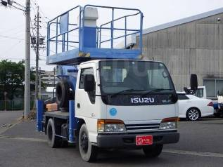Isuzu Elf. автовышка платформа 16м., 4 800куб. см., 16м. Под заказ