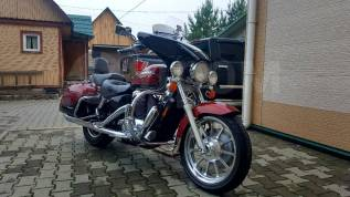 Honda Shadow Ace. 1 100куб. см., исправен, птс, с пробегом
