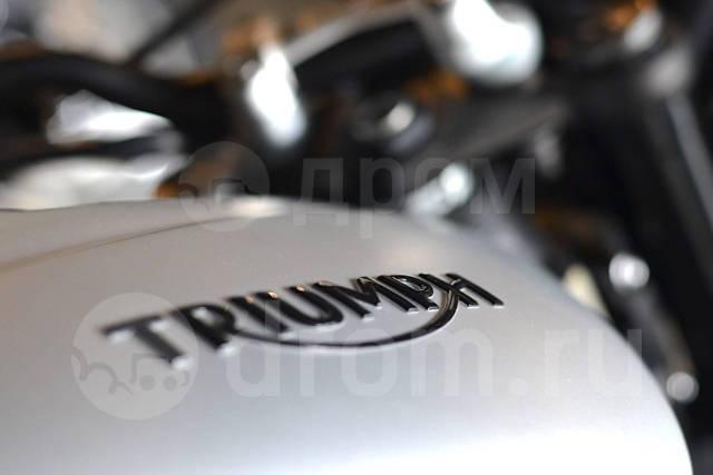 Официальный дилер Triumph Новосибирск. Легендарные мотоциклы!