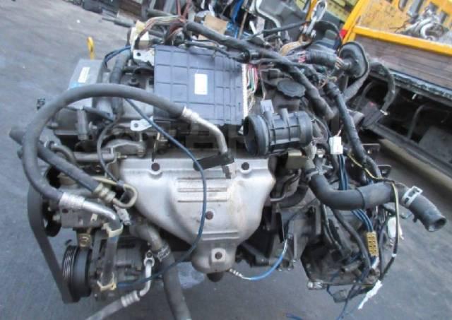 Двигатель в сборе. Mitsubishi: Chariot, Colt, Delica, Pajero, Pajero iO, Legnum, Outlander, Chariot Grandis, Colt Plus, Grandis, Dion, Dingo, Lancer C...