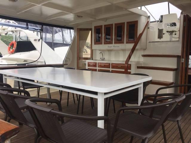 Аренда катера, морские прогулки, рыбалка. Angel Marine. 25 человек