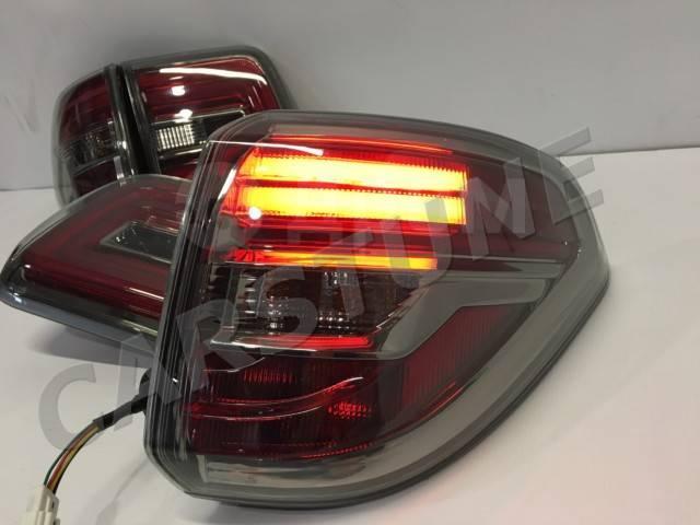 Защита стоп-сигнала. Nissan Patrol, Y62
