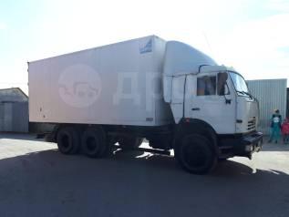 КамАЗ 53215. Промтоварный (мебельный) фургон на шасси Камаз-53215, 9 600кг.