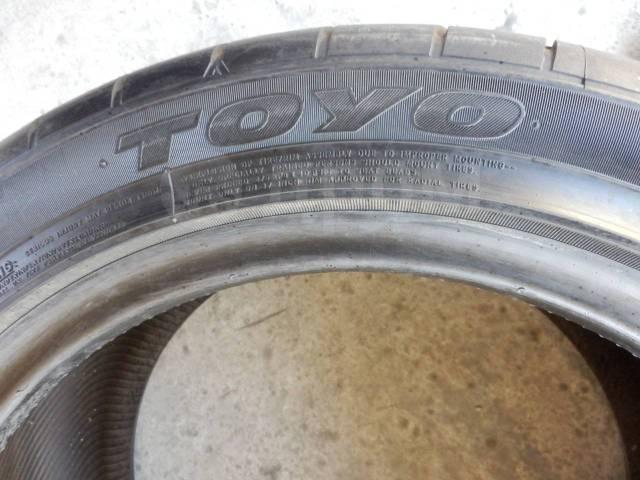 Toyo Proxes R32. Летние, 2007 год, без износа, 1 шт