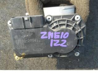 Заслонка дроссельная. Toyota Wish, ZNE10, ZNE10G Двигатель 1ZZFE