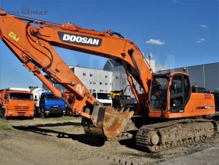 Doosan DX300LCA SLR. Экскаватор гусеничный doosan DX300LCA, 2014