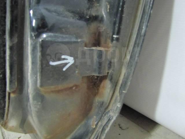 Дверь боковая. Москвич 2141