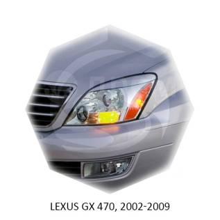 Накладка на фару. Lexus GX470, UZJ120