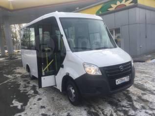 ГАЗ ГАЗель Next. Продаётся ГАЗель NEXT, 2 800куб. см., 18 мест
