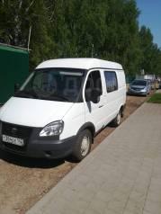 ГАЗ 2752. Грузопассажирский , 2 900куб. см., 7 мест